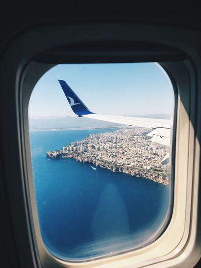 Sea Airplane