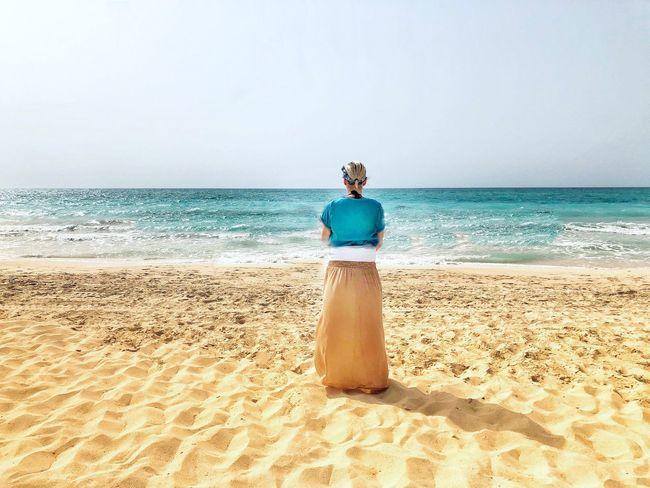 Blending in.... Sea Land Beach Water Sand Sky Horizon Over Water Lifestyles Horizon