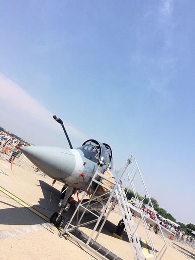 Air Vehicle Transportation Airplane Day Sky Outdoors Clear Sky No People Technology Aerospace Industry