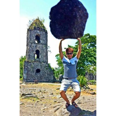 Welcome to Cagsawa Ruins ??????