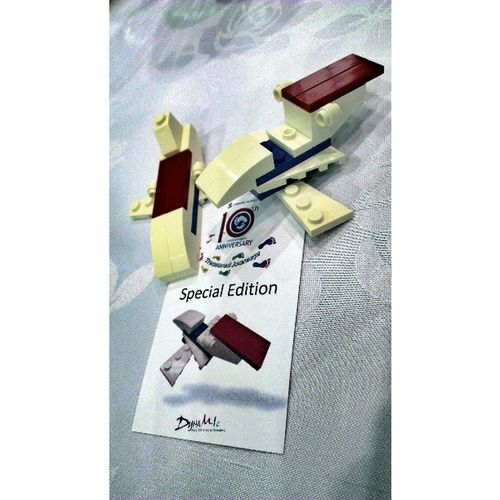 Millennia Institute 10th Anniversary, Treasured Journeys. Family Notabird Sameoldaeroplanestory LEGO