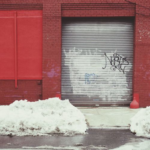 Red Wall Winter