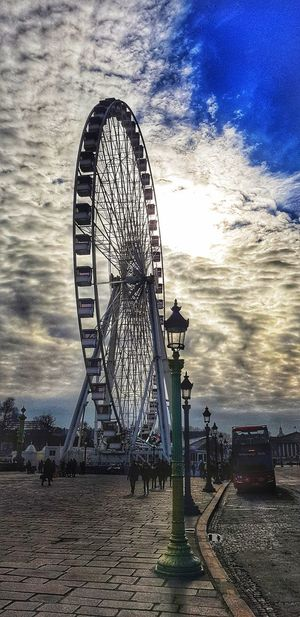 Place De La Concorde , Paris