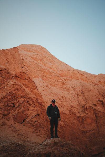 Atacama Atacama Desert Blue Chile Desert Rock Sky Sun Travel Traveling