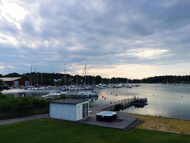 Enjoying Life with Friends Sverige Swedish Summer Swedish Sea
