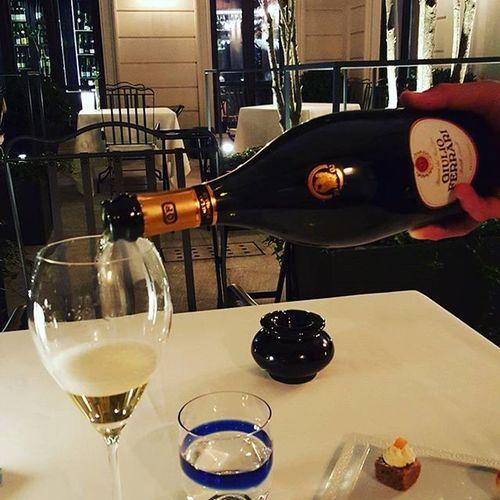 Michelinstars Ristoranteseta Giulioferrari Champagneeverywhere Riservadelfondatore2002 Milano Chefantonioguida Mandarinoriental