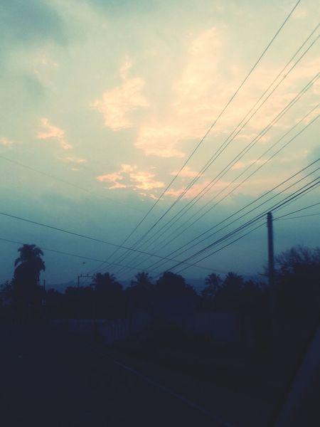 InTheRoad Sunset Sky