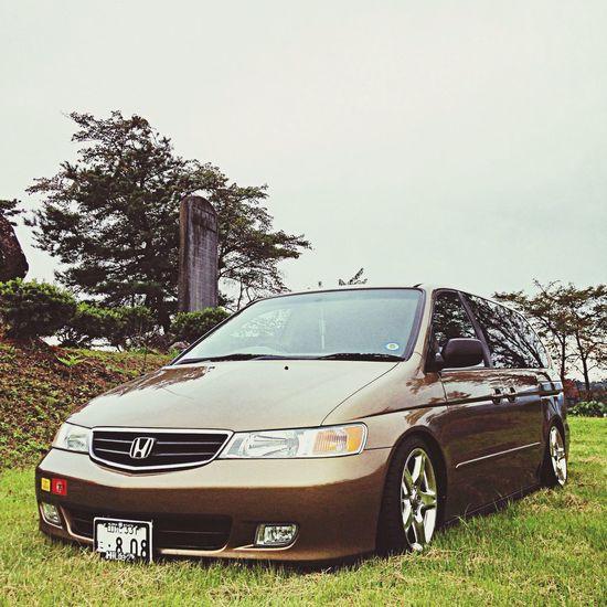 lowerd van Odyssey Rl1 Honda Usdm