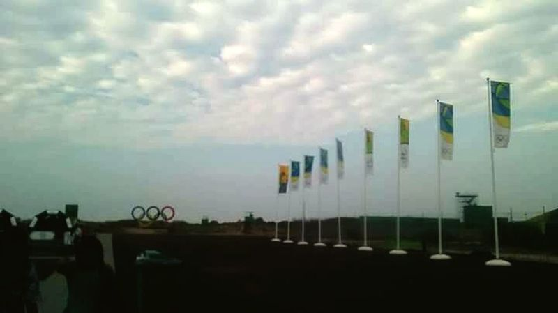 Golf Olímpico Olimpiadas2016 Competitive Sport Competition People Spectator