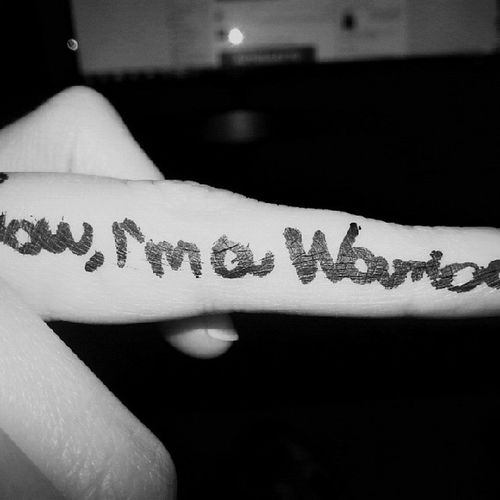 NowImaWarrior Demimia DemiLovato Top beautiful tattoo pencil home hobby love