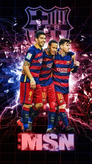 All 3 of them have scored tonight !! #suarez #messi #neymar #fcb #barca #msn #barcelona #fcbarcelona