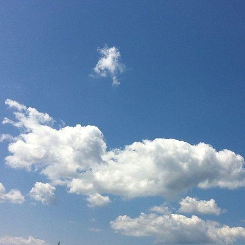 Şirkette çardakta otururkene 6 Istanbul Turkcell Maltepe Kartal bulut cloud sky gokyuzu manzara naturel