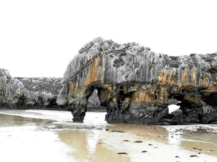 Seascape Outdoors Stone Arches Beach View Scenics Water Beauty In Nature Rock Formations Natural Arches Be. Ready.