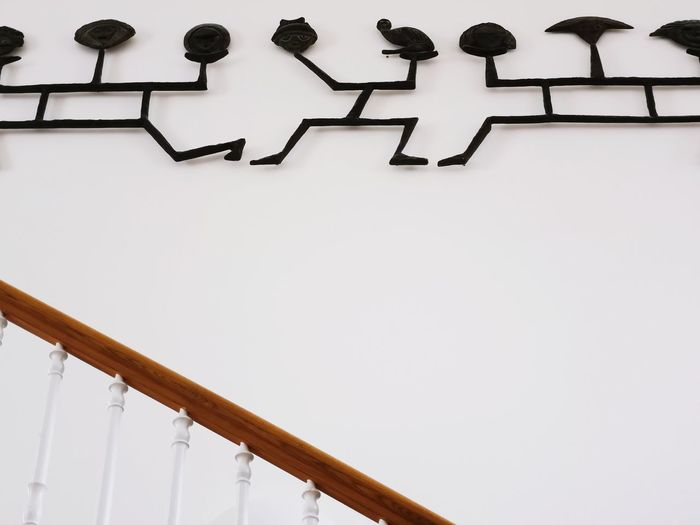 Stairs up... Relief from Max Ernst Eyeem Art Art And Crafts Staircase Perspective White Background Communication Text