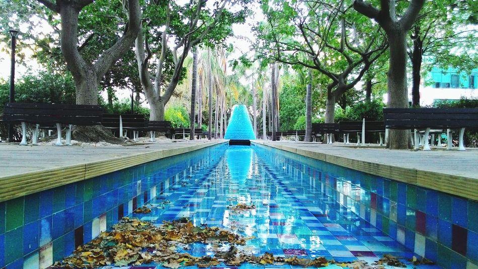 Parque Das Nações Water Vulcano Summer Afternoon First Eyeem Photo
