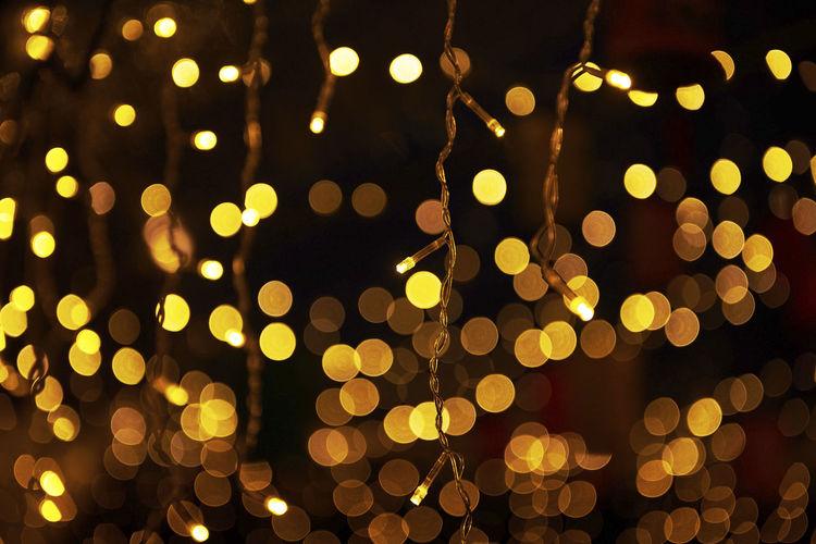 Lights at night Illuminated Night Lighting Equipment Glowing Decoration No People Celebration Light Christmas Lights Electric Light Electricity  Outdoors