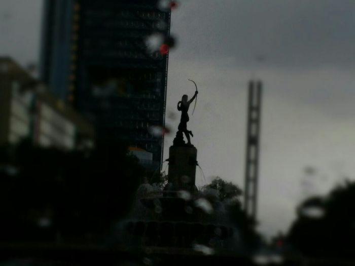 Cityscapes Mexico Df Diana Cazadora