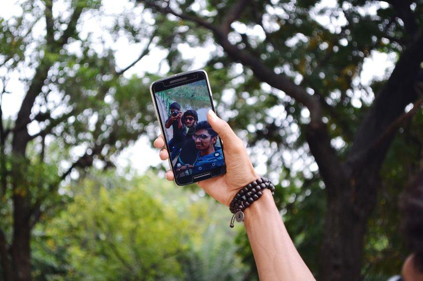 Selfie......😎 Outdoors
