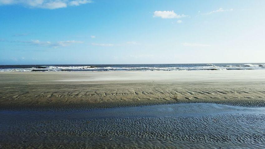 Showcase: December Home Cold Winter Beach Sandswept
