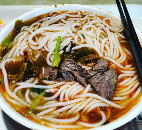 Street Food Worldwide Taking Photos Snailshell Spirrali Piain Taste Guangxi Special Flavour Im Hungry Snacks! Red Oil 老坛酸菜牛肉粉