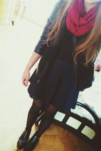 Sunday Outfit Spacerek :) Milusio