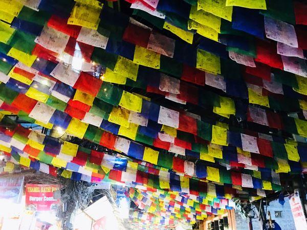 Thamel Street Nepal Travel Multi Colored Art And Craft Religion Buddhism EyeEmNewHere