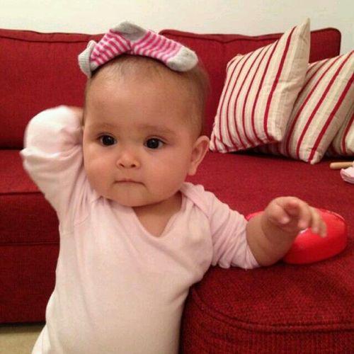 my niece Isla,she is very cute