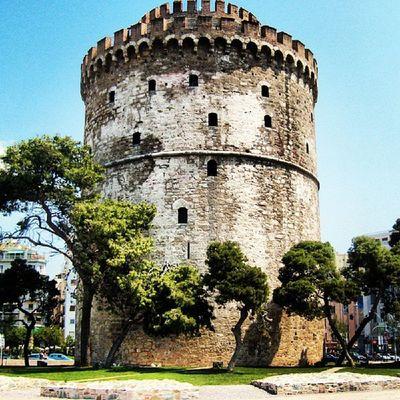 Grcka Solun Greece Thessaloniki