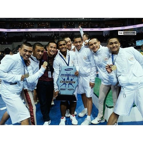 @givars14 Throw TBT  Uaap75 UAAPCDC cheerdance competition uppepsquad champions themanansala