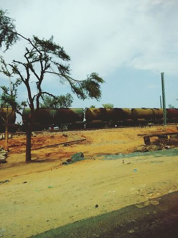 Railway Track Railway Carriages Roadside Attractions Check This Out