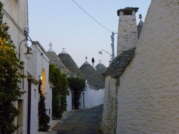 Alberobello Alberobello - Puglia Alberobello City Alberobellocity Alberobelloexperience Alberobellophotocontest Architecture Building Exterior Built Structure Clear Sky Day House No People Outdoors Sky