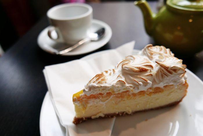 Cake Cakes Meringue Lemon Cake Lemon Curd London Tea Teatime Tea Time Food Afternoon