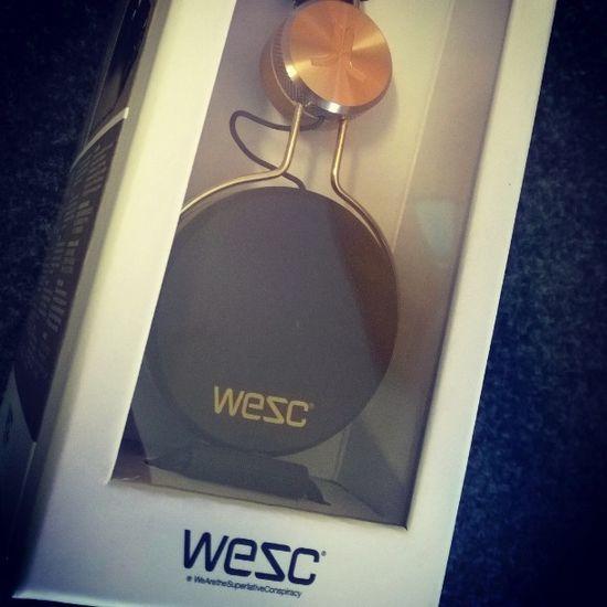 Erste Preise für die nächste Verlosung trudeln ein... WESC Zoomlab Ladenzeile