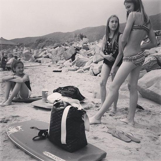 Monday Beachday with Thegirls