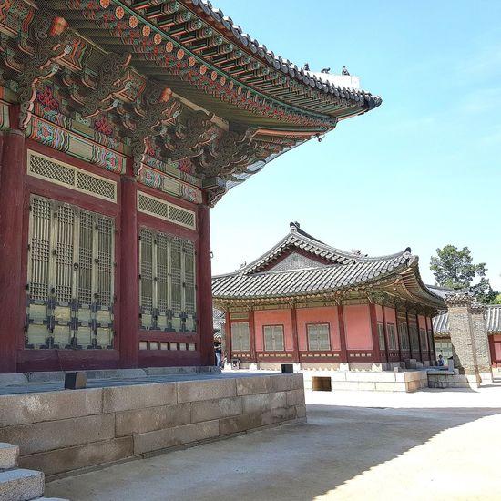 Gyeongbokgung Palace, Seoul Joseon Dynasty Five Centuries 1392 -1897 Palace Architecture Seoul Architecture Koreanarchitecture Tripwithsonmay2017 Tripwithson2017 Seoul Southkorea
