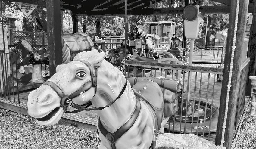 Play Park Old toy's sadness Outdoors No People