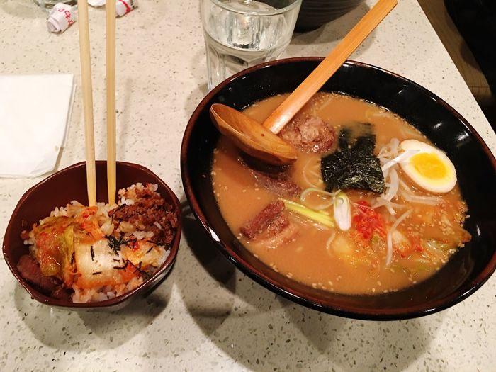 Big Ramen Newexperiences Asianfoodporn Asianfood Food And Drink