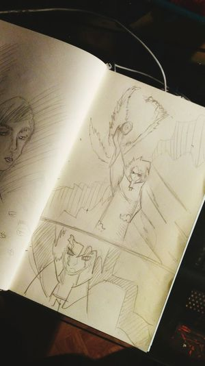 Dibujo A Lapiz Practicas Arte Dibujo Mexico Art And Craft Creativity Dragon Ball Z Super Goku Art Drawing - Art Product Day Text Paper Practicing What I Love To Do Practicing Ink Lifestyles Tranquility Ideas Draw Drawing Time Drawing Process DrawSomething