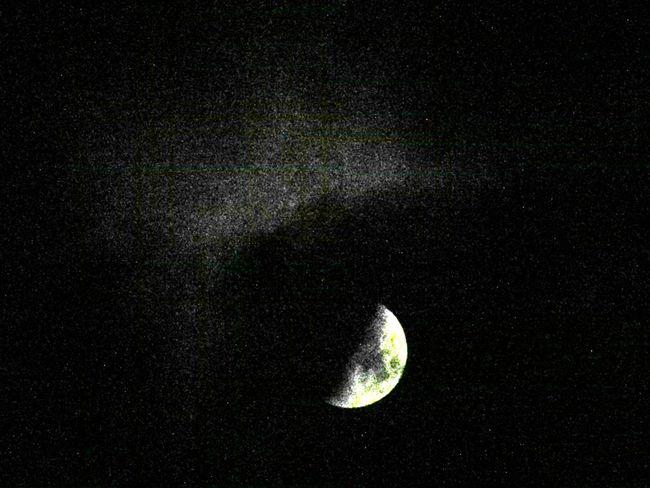 Moon Moonlight Stars Sky Moon&stars Night Relaxing Taking Photos Enjoying Life