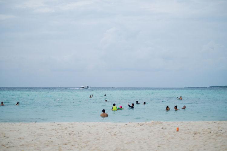 Bikini Beach At