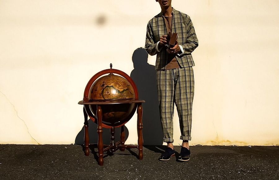 Self discussion / Fashion Fashion Photography Streetphotography Mensfashion Menswear Clothing Portraits Mens&ladies Selectshop Staff Ichinomiya Aichi Ysora イソラ
