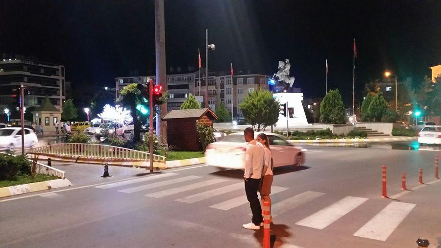 çerkezköy BelediyeMeydanı saat2218