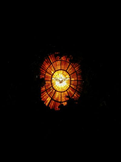 Negative Space At Basilica Di San Pietro In Vaticano Vatican City Italy