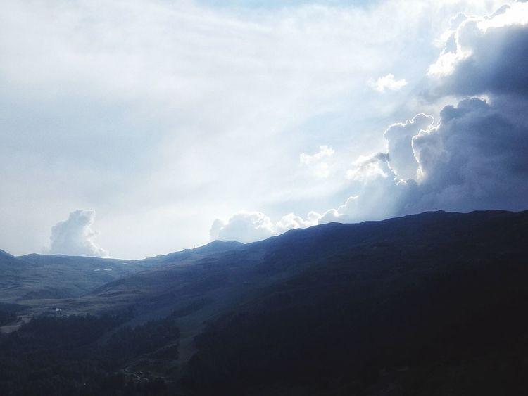 From my balcony 😄 Livigno Valtellina Mountains Mountains And Sky Alps Italy EyeEm Italy Lombardia Velvia Fujifilm