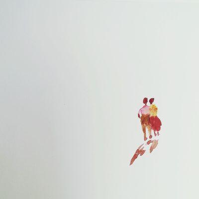 Watercolor ArtInMyLife Minimalism