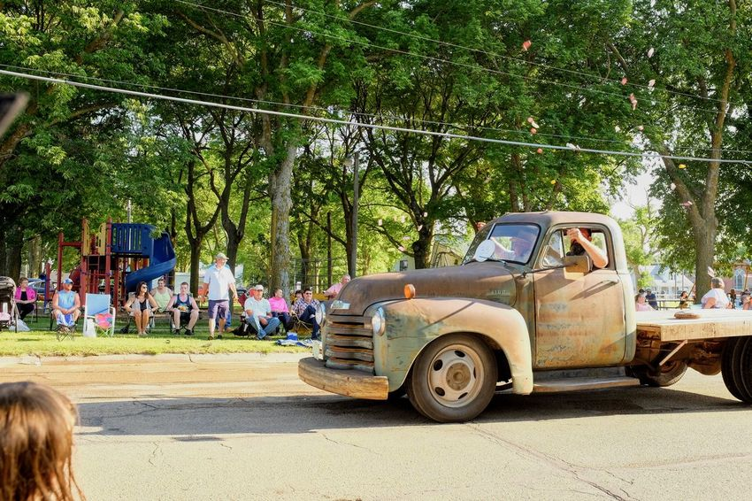 Old Settlers Picnic - Village of Western, Nebraska July 21, 2018 Americans Camera Work Community Event Getty Images Photo Essay Rural America Village Of Western, Nebraska Visual Journal Watching A Parade Adult Antique Truck Car City Day Eye4photography  Incidental People Land Vehicle Long Form Storytelling Men Mode Of Transportation Motor Vehicle My Neighborhood Nature Neighbors Old Settlers Picnic Old Settlers Picnic 2018 Outdoors Parade Photo Diary Plant Real People Road Rusty Goodness S.ramos July 2018 Small Town Stories Stationary Street Streetphotography Transportation Tree Vintage Truck Women
