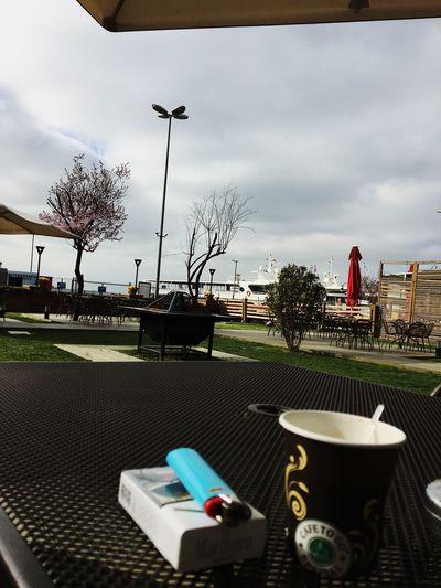 Bahcesehir Morning Morning Light Morning Coffee