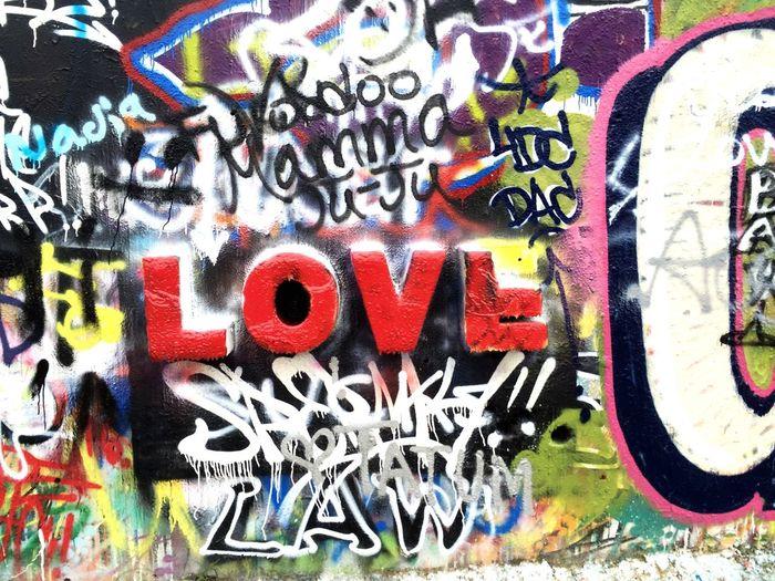 Love Austin Texas Graffiti Park Graffiti