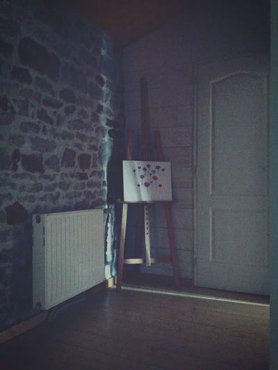 Couloir Sombre Tableau Lumière