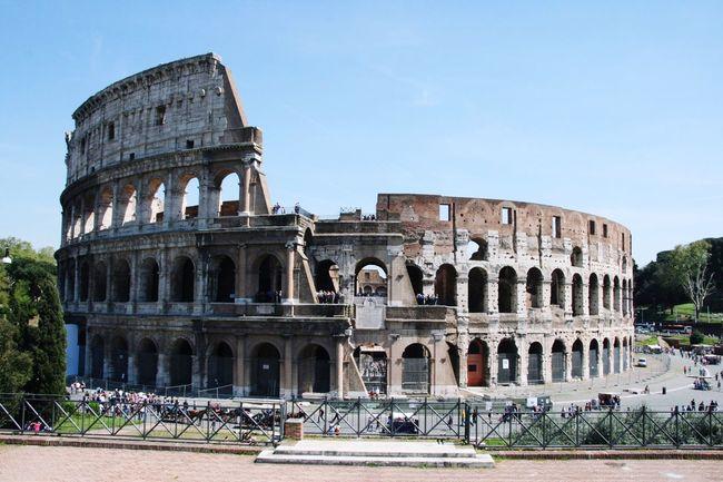 Rome Roma Coliseum Colusseum Coliseo.Roma Italy Italia Traveling Travel Travel Photography Holiday Holidays